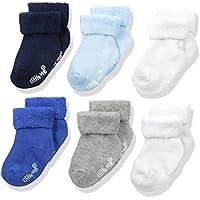 6-Pack Little Me Baby Boys' Socks