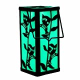SolarDuke Hanging Lantern Solar Hummingbird Color Changing Decoration Garden Outdoor Light For Home Patio Deck Lawn Yard Holiday Decor For Wedding Birthday Party LED Tree Mount Fairy Ornament Lighting