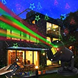 Outdoor Christmas Laser Projector Lights Waterproof, LED Garden Patio Xmas Party...