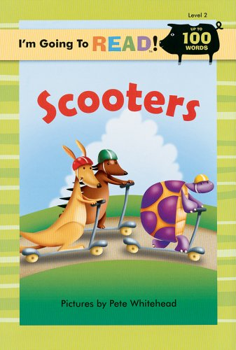 Scooters (I'm Going to Read! Level 2)