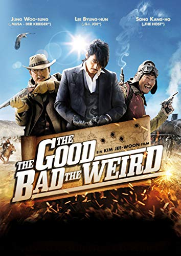 The Good, the Bad, the Weird cover