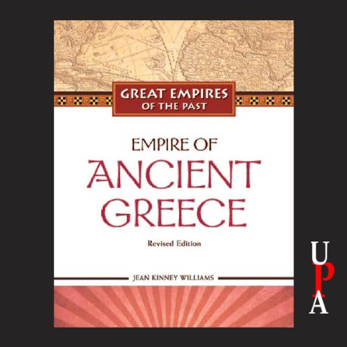 Empire of Ancient Greece audiobook cover art