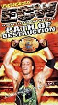 ECW (Extreme Championship Wrestling) - Path of Destruction (Uncensored) [VHS]