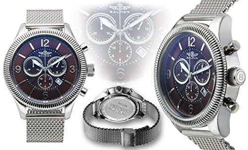 Balmer Swiss Chronograph Vanquish Mens Watch