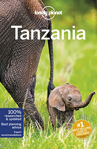 Lonely Planet Tanzania [Lingua Inglese]