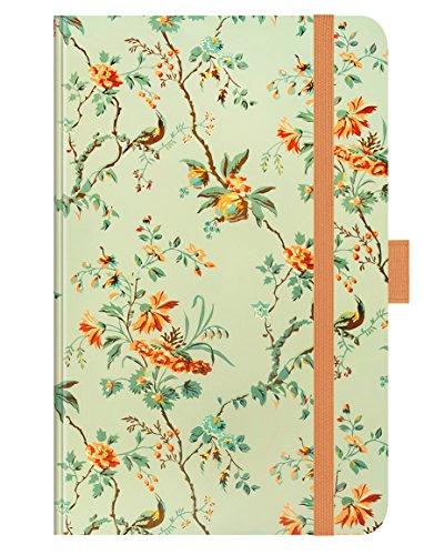 PT Small Blütenfantasie 272219 2019: Buchkalender - Terminplaner mit hochwertiger Folienveredelung und Prägung. 9 x 14 cm