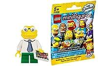 レゴ(LEGO) ミニフィギュア ザ・シンプソンズ シリーズ2 モグラ男|LEGO Minifigures The Simpsons Series2 Hans Moleman 【71009-10】