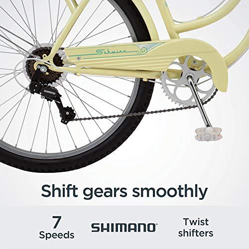 51NGChcyIjL。 SL500 Schwinn Discover Hybrid Bike for Men and Women