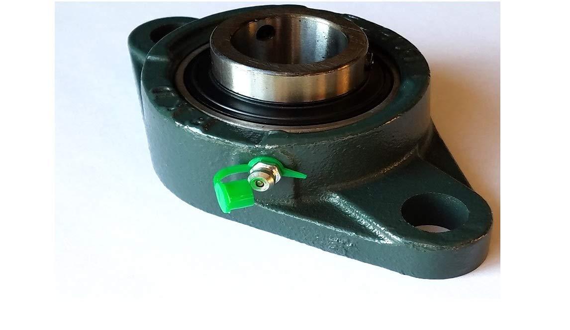 Premium UCFL205-16 Double Seals Super sale Excellent ABEC3 1 Bearings bor Oval Flange