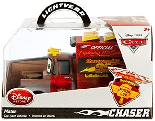 Disney Pixar Cars Disney Store Exclusive Souvenir Truck Mater in Chaser Package by Cars