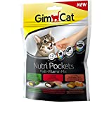 GimCat Nutri Pockets Malt della vitamina Mix, 1er Pack...