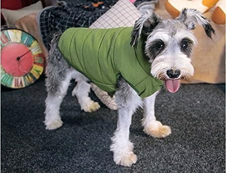 adulto o cucciolo che sia PENIVO Caldissimo piumino invernale indispensbile per proteggere dal freddo il tuo animale domestico Disponibile nelle seguenti taglie: small medium e large