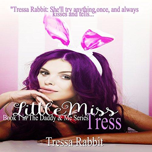Little Miss Tress audiobook cover art