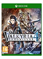 Valkyria Chronicles 4 (Xbox One) (UK)