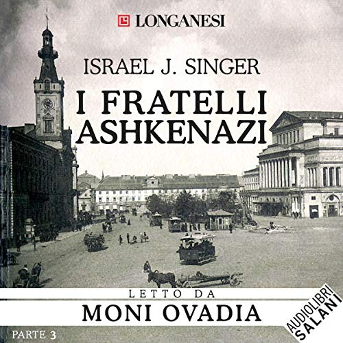 I fratelli Ashkenazi 3 copertina