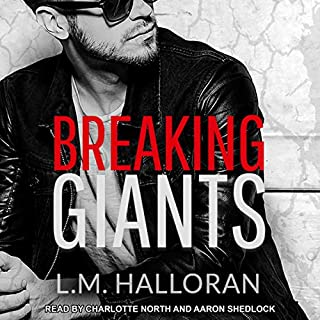 Breaking Giants audiobook cover art