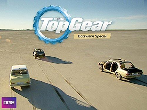 Top Gear, Botswana Special