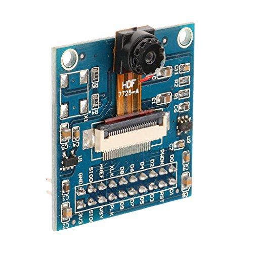 Gazechimp Ov7725 Qvga Kameramodul Kamera Chip Einzel Bild Sensor Entwicklungsplatine Kamera Modul Für Arduino