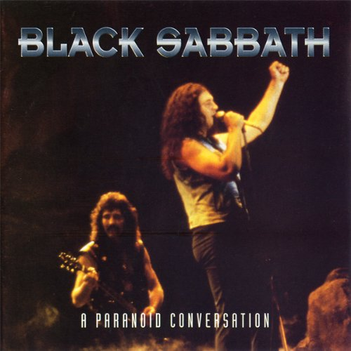 Black Sabbath audiobook cover art
