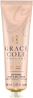 Grace Cole Ginger Lily & Mandarin Hand & Nail Cream 1 x 30ml