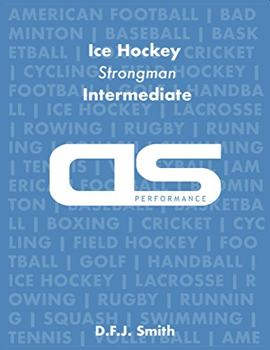 DS Performance - Strength & Conditioning Training Program for Ice Hockey, Strongman, Intermediate (English Edition)