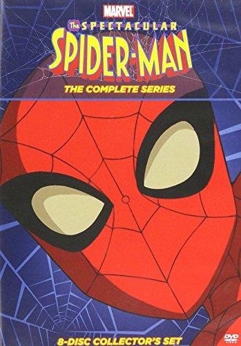 Spectacular Spider-Man: The Complete Series (8 Dvd) [Edizione: Stati Uniti]