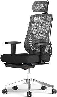 Ergonomische Bureaustoel Gaming Stoel Met Voetensteun Werkstoel Draaistoelen Voor Bureaus Computerstoel Executive Bureaust...