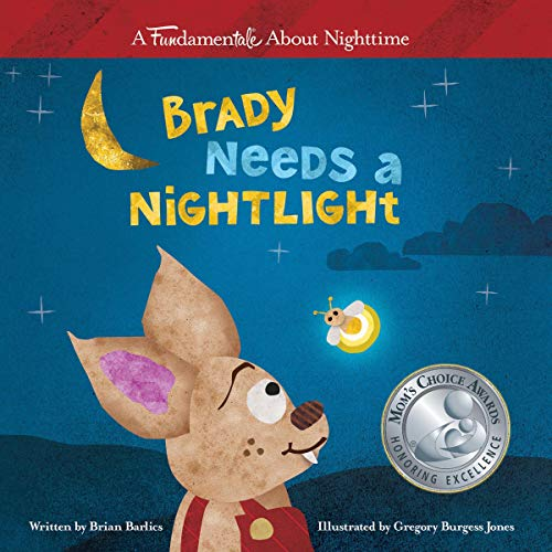 Brady Needs a Nightlight  cover art