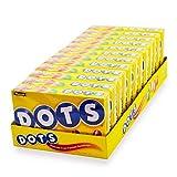 Tootsie Dots Assorted Fruit Gumdrops 6.5 oz.