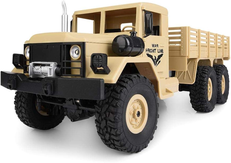 Dilwe RC LKW Auto, JJRC Q63 1 16 Fernbedienung Modell Truck 6WD Simulation Transporter Spielzeugauto Geschenk für Kinder( Gelb) B07KHV9L8S Rabatt | Das hochwertigste Material