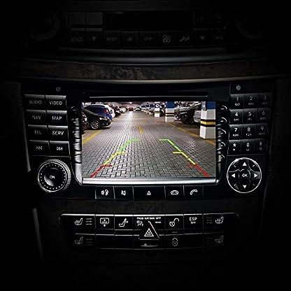 Rueckfahrkamera-Nachtsicht-Rueckansicht-Kamera-Einparkhilfe-Rueckfahrsystem-Kennzeichenleuchte-Schwarz-fuer-Astra-H-Corsa-C-D-Vectra-C-Meriva-Insignia-Tigra-Zafira-Grande-Alfa-Romeo-MITO