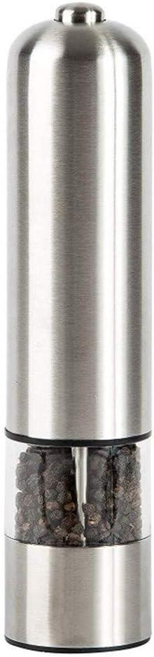 Shencai Electric Pepper Grinder List price or - Battery Operat Max 73% OFF Salt