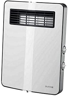 Supra ETNO Interior Color blanco 2000W Radiador - Calefactor (Radiador, Interior, Pared, Color blanco, Giratorio, 2000 W)