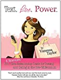 vanessa taylor text love power