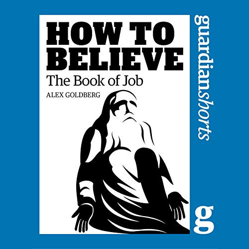 The Book of Job audiobook cover art