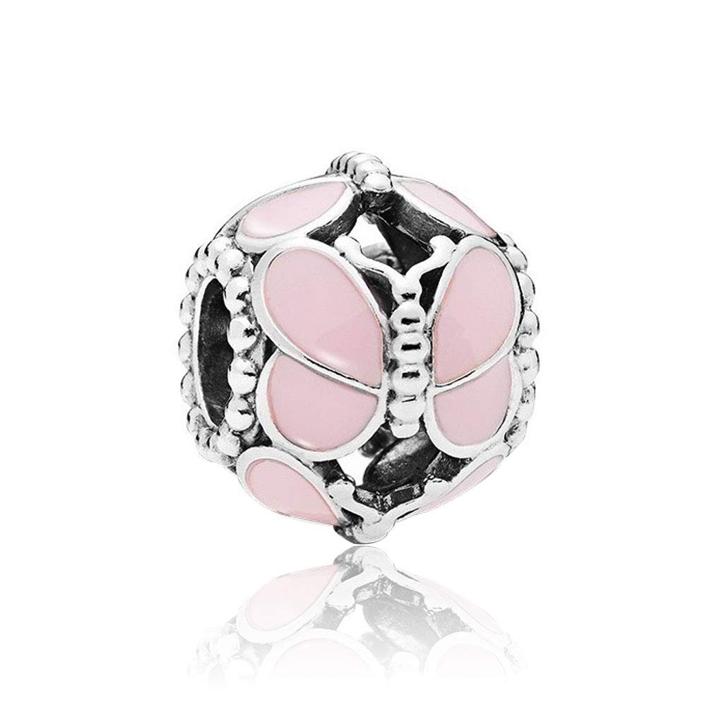Amoro Sterling Silver Number 0 Bead Charm