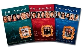 DVD Friends: The First Three Seasons Book