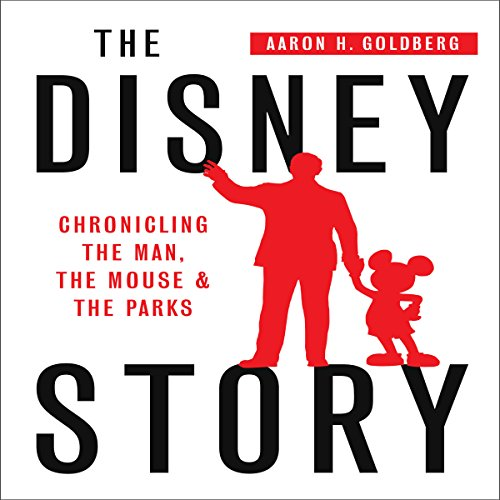 The Disney Story audiobook cover art
