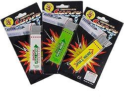 Image of 3 Pack of Shocking Gums -...: Bestviewsreviews