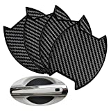 Odowalkerドアハンドルプロテクター 車 車ドアハンドルプロテクター ドア プロテクター ドアガード プロテクター 汎用 ドアノブ傷防止 保護 フィルム 四枚 ひっかき 傷を防止