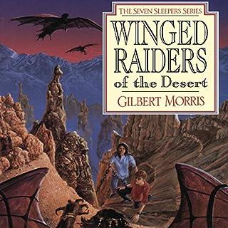 Winged Raiders of the Desert cover art