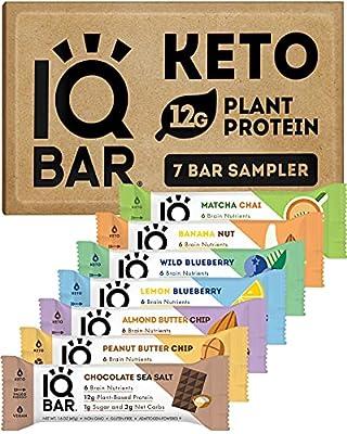 IQBAR Protein Bar - Parent