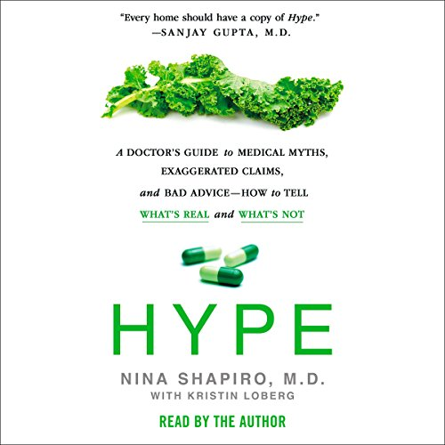 Hype audiobook cover art