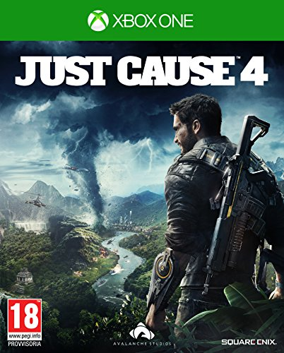 Giochi per Console Square Enix Just Cause 4