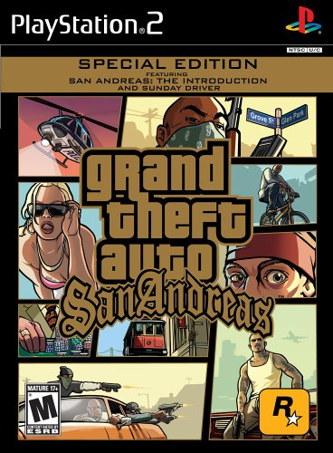 grand theft auto san andreas ps2 - 6