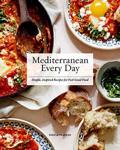 Mediterranean Every Day Simple Inspired Recipes for Feel Good Food product image