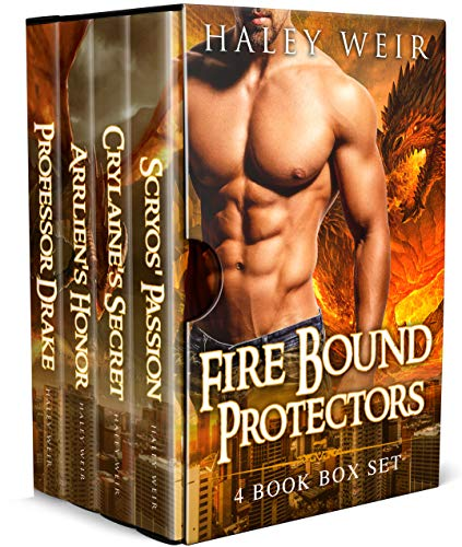 Fire Bound Protectors Box Set