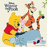 2022 Disney Winnie The Pooh Wall Calendar