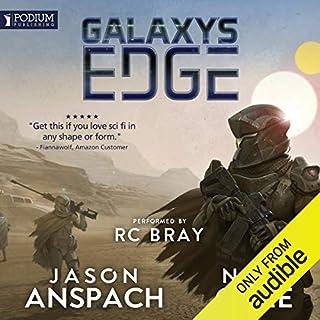 Page de couverture de Galaxy's Edge