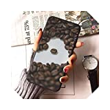 Coque de téléphone pour iPhone X, 8, 8 Plus, noir, 7, 7plus, 6, 6S, 12, mini 12 Pro, Max-5 pour...